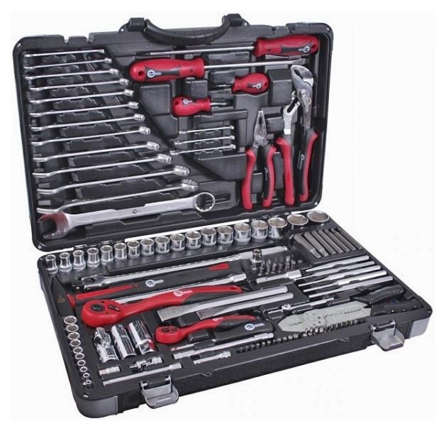 Профессиональный набор инструментов 145 ед. INTERTOOL ET-7145 - Треба  інструмент в Львове 22d47e789f7