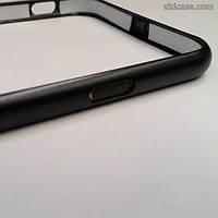 Алюминиевый бампер для iPhone 6/6s (чёрный)