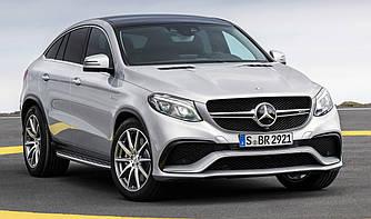 Обвіс Mercedes GLE Coupe C292 тюнінг стиль AMG GLE63