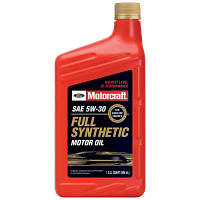 Масло моторное Ford 5w-30 Motorcraft канистра 0,946 л.