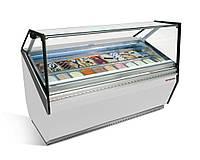 Витрина для мороженного ETI12W GGM (холодильная, напольная)