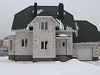 Строительство теплых энергоэффективных домов из газобетонных блоков Цена от 380 грн м3