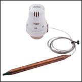 Термостатическая головка с выносным датчиком * 30х1,5 Icma