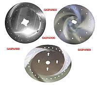 G22230203 Диск аппарата высевающий Подсолнух (d=2,5, 20 отв.) Gaspardo