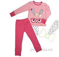 Пижама для девочки Фламинго 255-1005 98