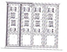 Библиотека 8 дв (упрощенная) Victoria