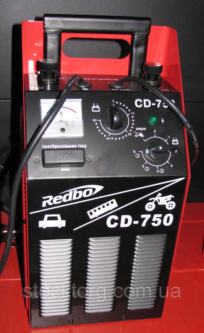 Пуско-зарядний пристрій EDON CD-750