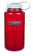 Бутылка для воды Nalgene на 500мл красная