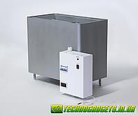 Электрокаменка Днипро Экс 12кВт 380В с электронным блоком управления