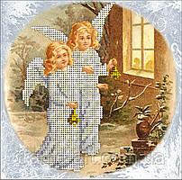 Краса и Творчисть 20916 Рождественские истории 20, набор для вышивания бисером