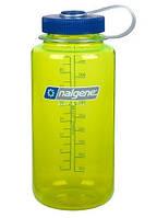 Бутылка для спорта и отдыха Nalgene на 500мл зеленая