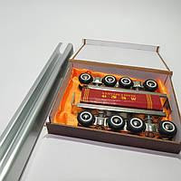 Система для раздвижных дверей  FZB до 50 кг рейка 2 м