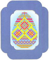 Матренин Посад 0094/БП сиреневое чудо, набор для вышивания бисером с паспарту