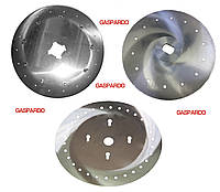 G15424090 Диск аппарата высевающий Соя (d=4,25, 52х2 отв.) Gaspardo Olimpia
