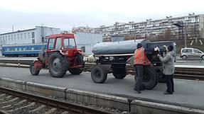 Мойка Вагонов мобильная на Киев пассажирском 1