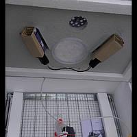 Инкубатор Наседка 70 яиц с механическим переворотом