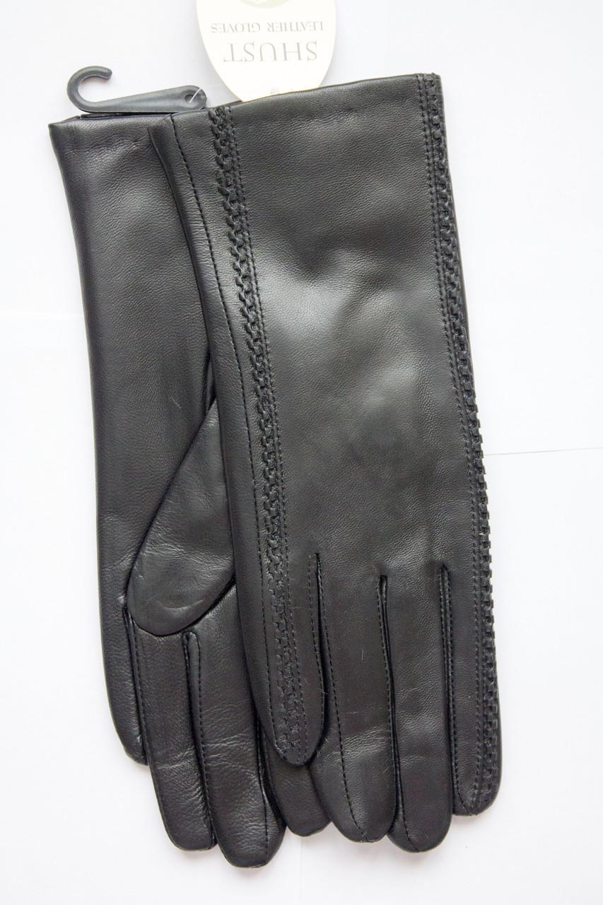 Женские кожаные перчатки из козы МАЛЕНЬКИЕ