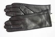 Женские кожаные перчатки из козы МАЛЕНЬКИЕ, фото 3