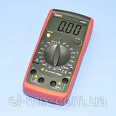 Мультиметр цифровой UNI-T  UT601 (измеритель емкости)  MIE0095