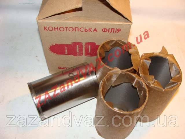 Гильзы двигателя Таврия Славута с буртом 72.0 Конотопский завод комплект