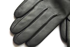 Женские перчатки с мехом из кожи козы МАЛЕНЬКИЕ, фото 3