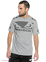 Оригинальная Футболка Bad Boy Walk-in Tee II Tee - Grey  Серый, L