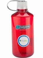 Бутылка Nalgene для спорта и отдыха 950мл красная