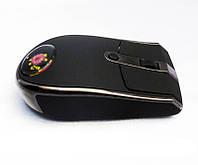 Мышь компьютерная беспроводная MA-MTW09 USB + радио (цвета в ассортименте)