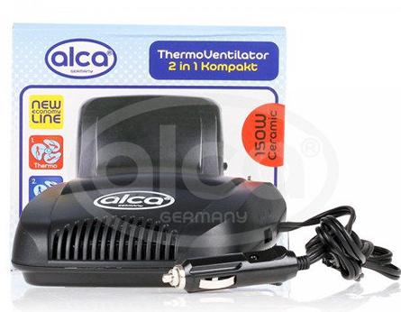 Тепловентилятор 12В ALCA 544200