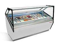 Витрина для мороженного ETI15W GGM (холодильная, напольная)