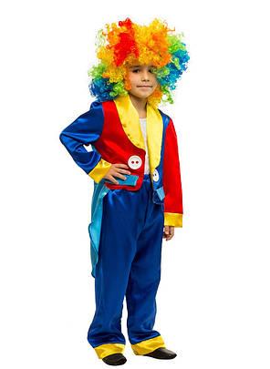Костюм Клоуна: фрак, штаны, шапка и парик., фото 2