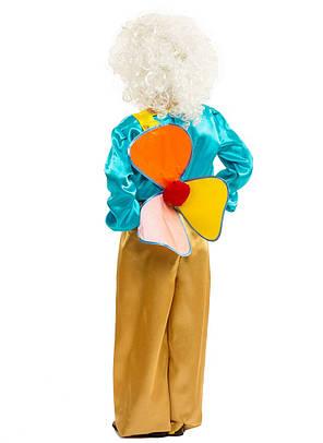 Костюм Карлсон: кофта, штаны с пропеллером и парик., фото 2