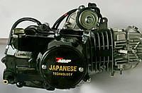 Двигатель active актив-125куб полуавтомат чёрный
