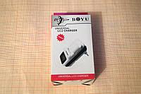 Зарядное устройство (Лягушка) с АЗУ и гнездом для зарядки USB, фото 1