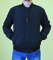 Мужская спортивная куртка Remain 7492 черный код 275б