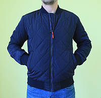Мужская спортивная куртка Remain 7492 синий код 276б