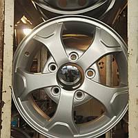 Диск колесный Нива титановый Урбан 21214