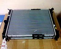 Радиатор охлаждения на Ланос без кондиционера P9635-1263. Радиатор Lanos -кондиционер 96351263 Korea, фото 1