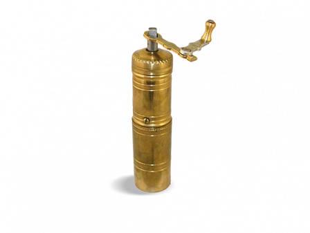 Кофемолка механическая цилиндрическая, 24см.