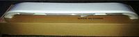 Спойлер белый со стопами и поворотами универсальный 6W