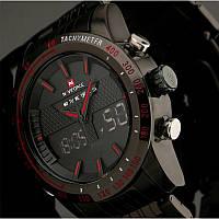 Мужские спортивные часы Naviforce Army 9024 по супер цене! Гарантия!
