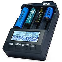 Opus BT-C3100 v2.2 - Интеллектуальное зарядное устройство для Li-ion/Ni-Cd/Ni-Mh аккумуляторов, фото 1