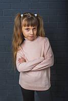 Гольф детский, водолазка, беж  (128-152р), фото 1