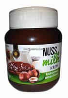 Nuss milk krem шоколадно-горіхова (400грм)