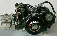 Двигатель Дельта /Альфа/ Актив 125 см3 механика TMMP Racing