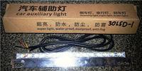 Подсветка номера со стопом 30-1LED красно/белый цвет