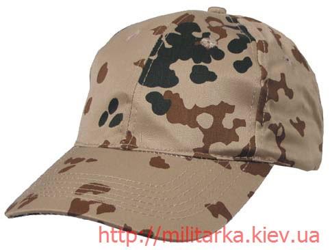 Камуфляжная кепка MFH тропентарн