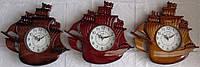 Часы настенные морские парусник SIRIUS SI-010