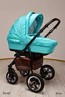 Детская универсальная коляска 2в1 Ajax Group Sonet New