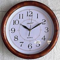Часы настенные SIRIUS SI-765 плавный ход